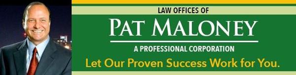 pat maloney, personal injury lawyer