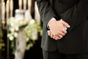 funeral home director