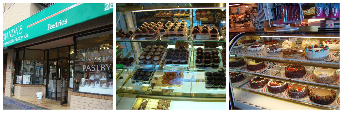 Cakes and Pastries in San Francisco