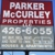 PARKER MCCURLEY PROPERTIES, LLC. HOUSES AND APARTMENTS
