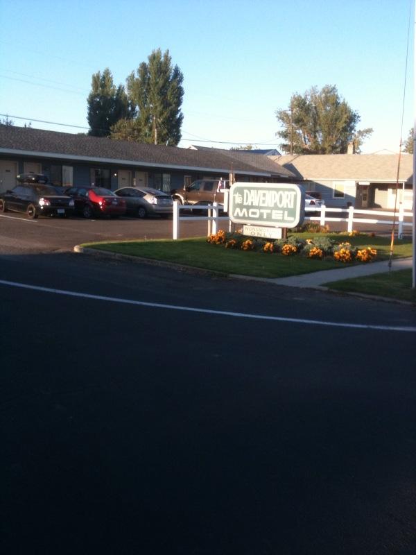 The Davenport Motel, davenport WA