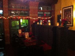 Salsa Restaurant, New Milford CT