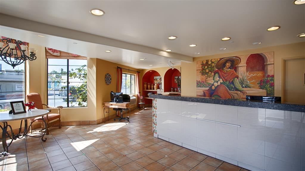Best Western Rose Garden Inn, Watsonville CA