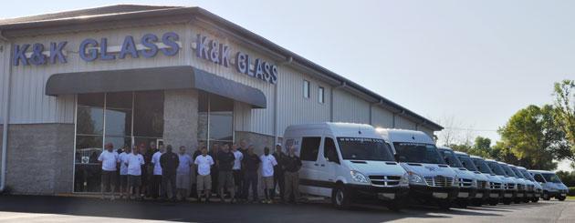K & K Glass, Zephyrhills FL