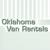 Oklahoma Van Rentals