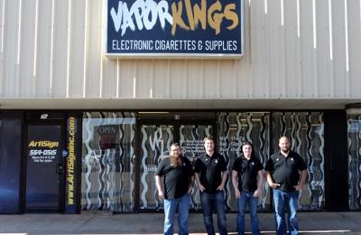 The Vapor Crew - Stillwater, OK