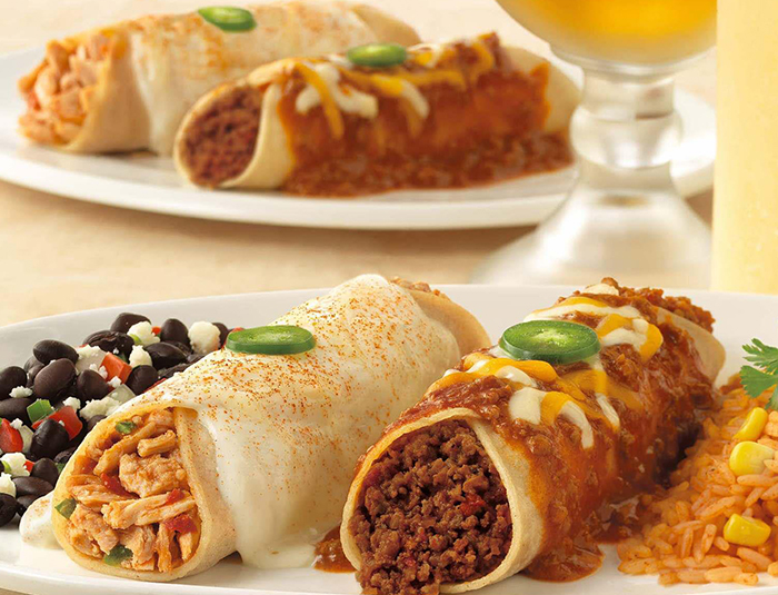 On The Border Mexican Grill & Cantina, Saint Charles IL