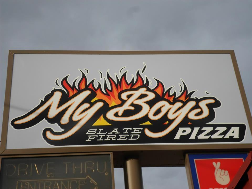 My Boys Pizza, Creswell OR