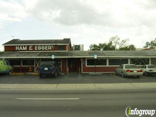 Ham And Eggery - Miami, FL