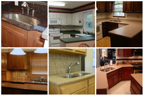 Kitchen Cabinets and Countertops - Premier Countertop Sales ...