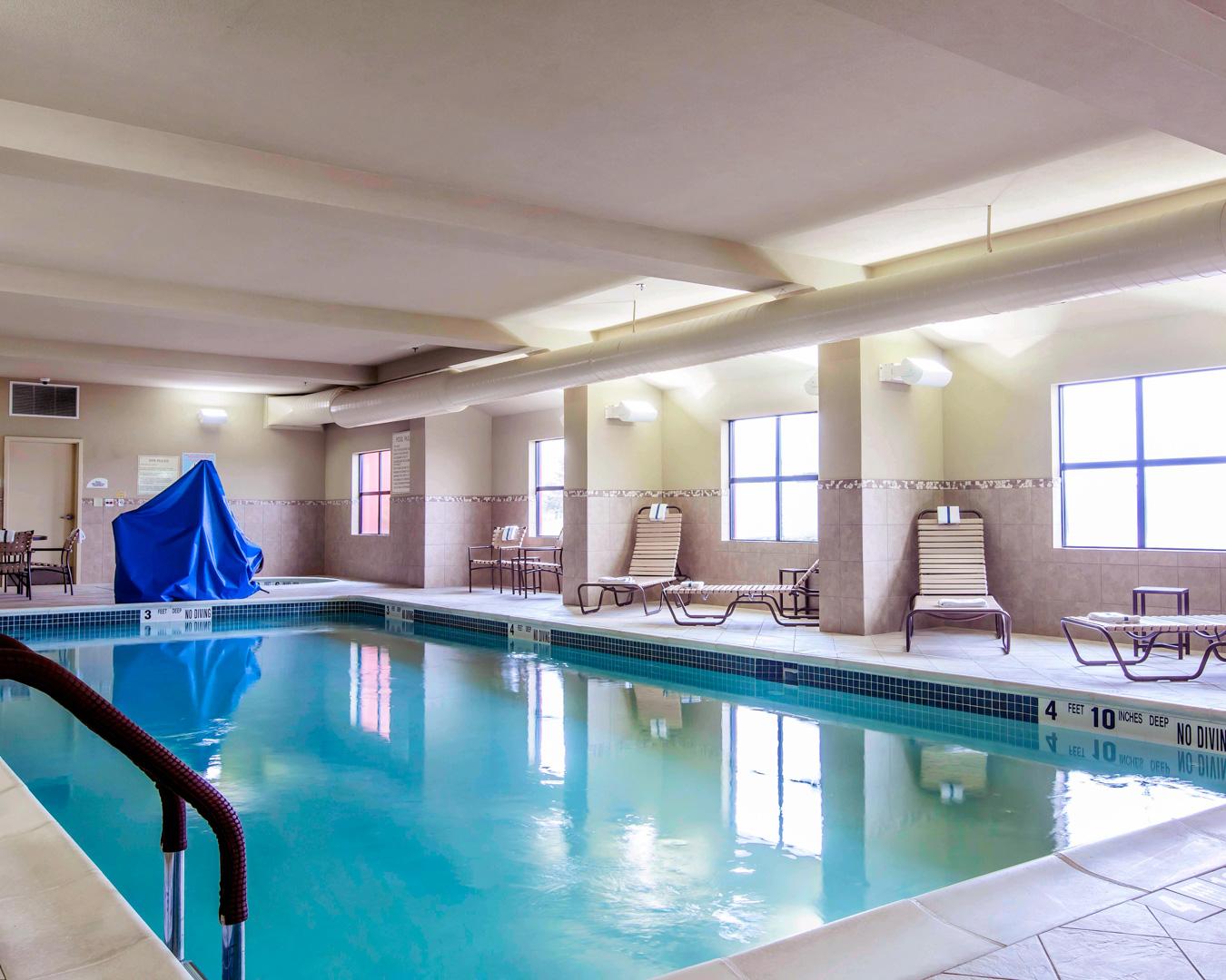 Comfort Inn & Suites Adj To Akwesasne Mohawk Casino, Hogansburg NY