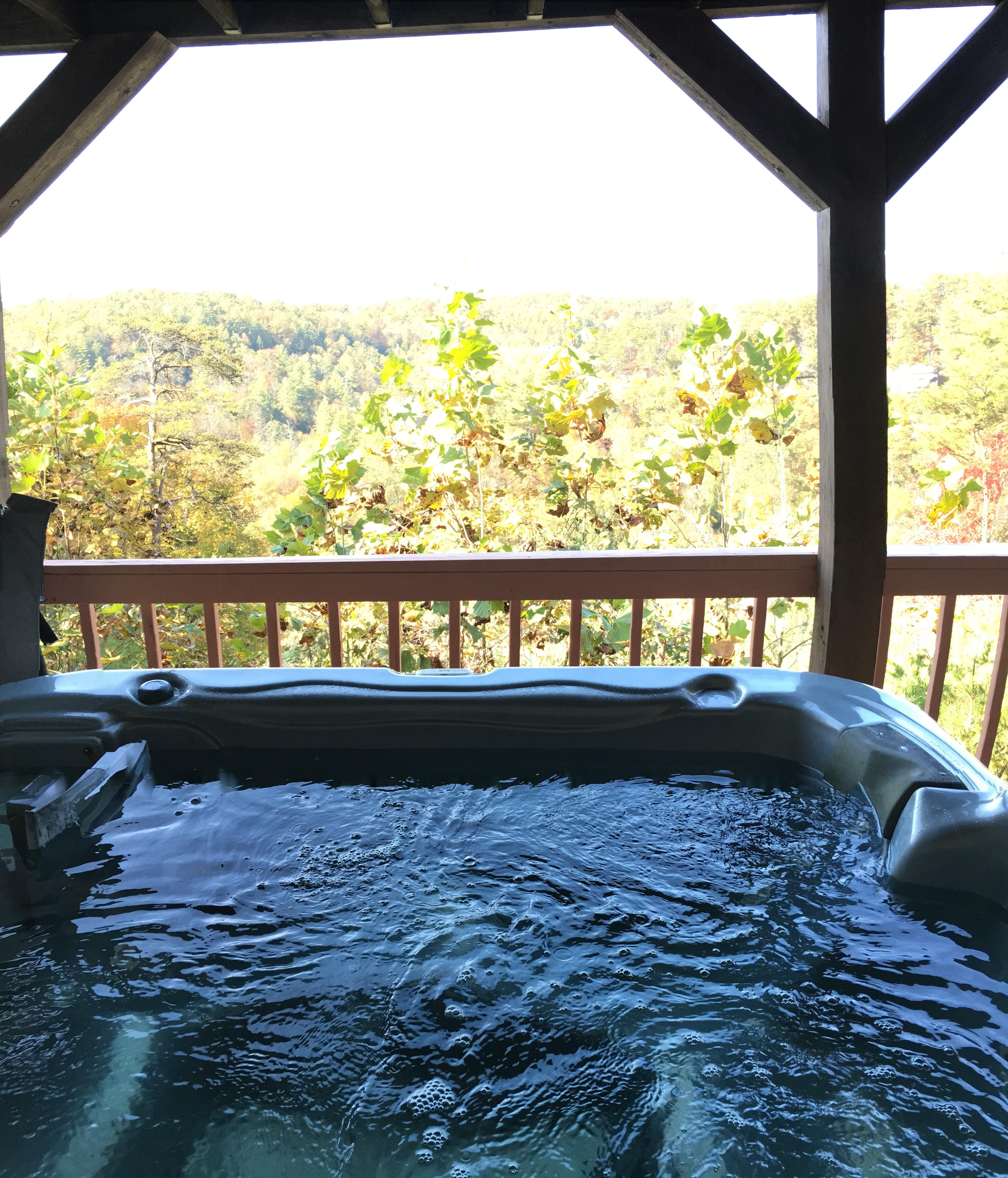 Scenic Cabin Rentals, Slade KY