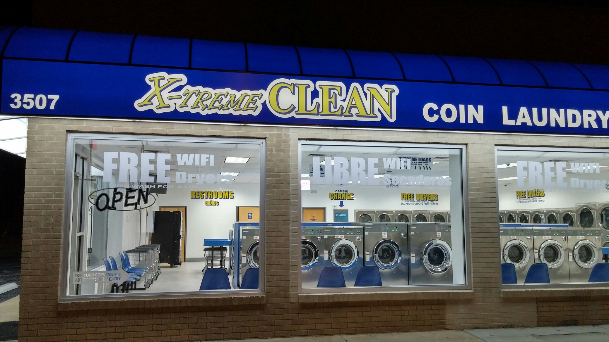 Xtreme Clean Laundry Saint Louis Mo 63114 Yp Com