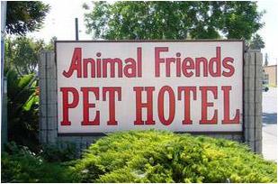 Pet Boarding Hotel