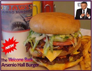 Jaws Jumbo Burger, Farmington Hills MI