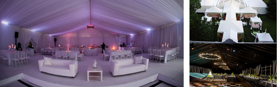 CTC Event Solutions tent Rentals