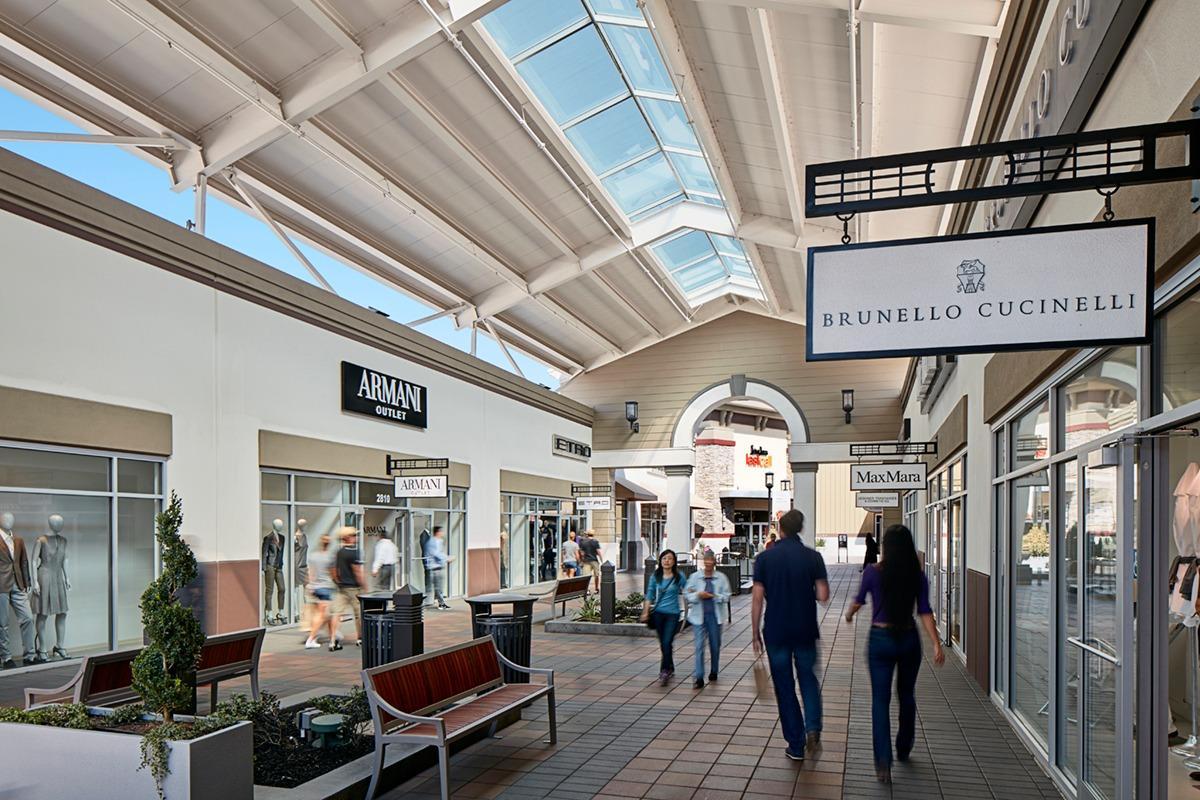 San Francisco Premium Outlets, Livermore CA