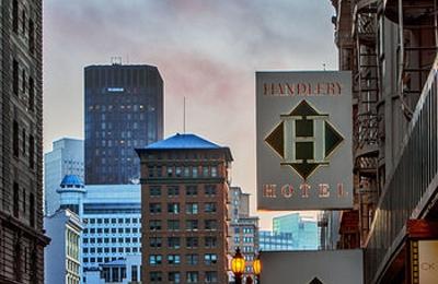 Handlery Union Square Hotel - San Francisco, CA