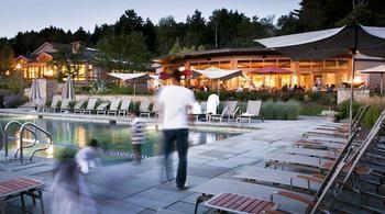 Topnotch Resort, Stowe VT