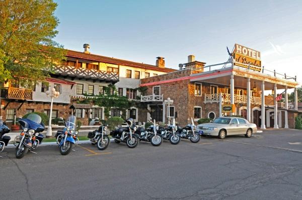 El Rancho Hotel, Gallup NM