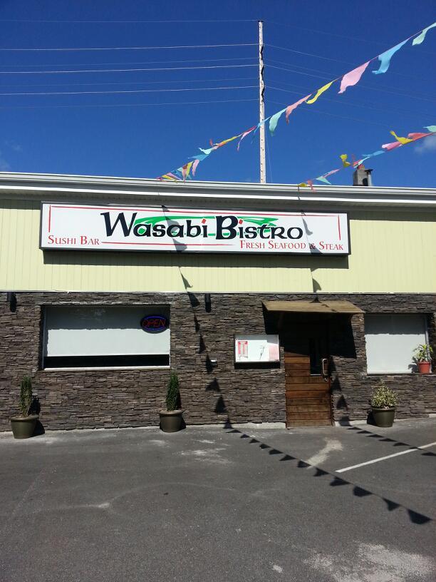 Wasabi Bistro, Boonton NJ