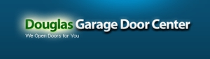 douglas garage door center logo