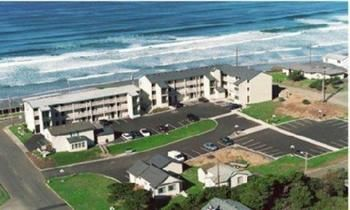 Waves Motel, Newport OR
