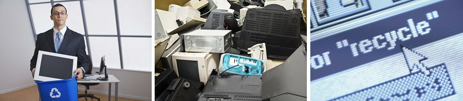 Computer Recycling Team - Electronic Equipment Recycling Services serving El Monte