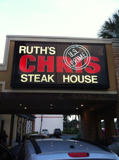 Ruth's Chris Steak House, Wilkes Barre PA