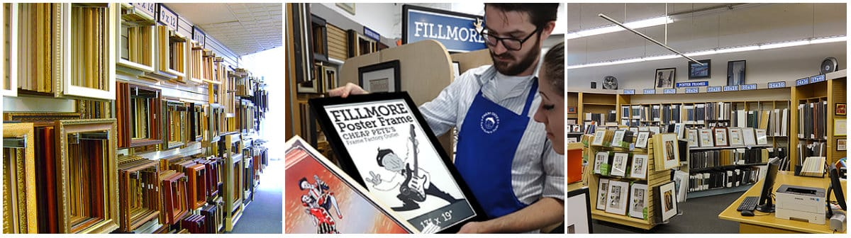 Picture Framing Services Cheap Petes Frame Factory San