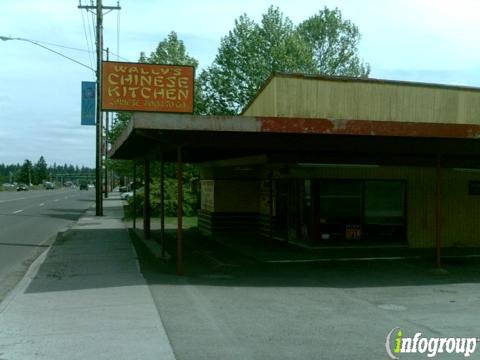 Chinese Food Canby Oregon