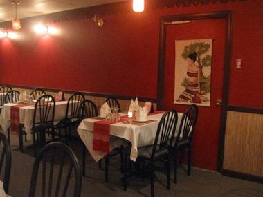 Chaba Thai Cuisine, Scarborough ME