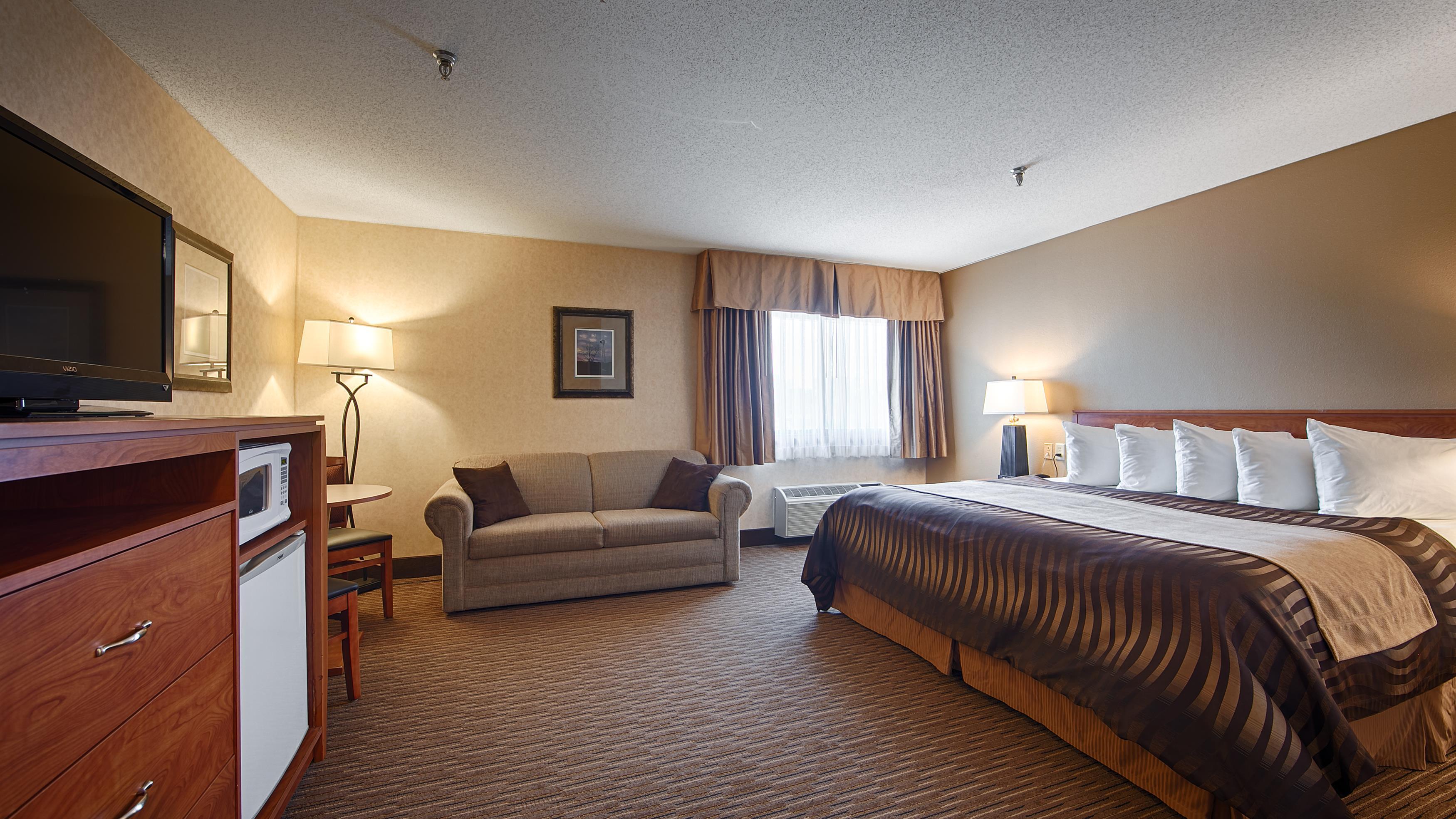 BEST WESTERN Vermillion Inn, Vermillion SD