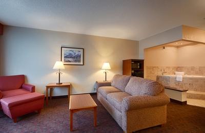 Best Western Plus-Bradford Inn - Bradford, PA