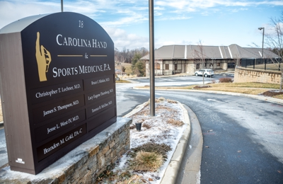 Carolina Hand & Sports Medicine PA - Asheville, NC