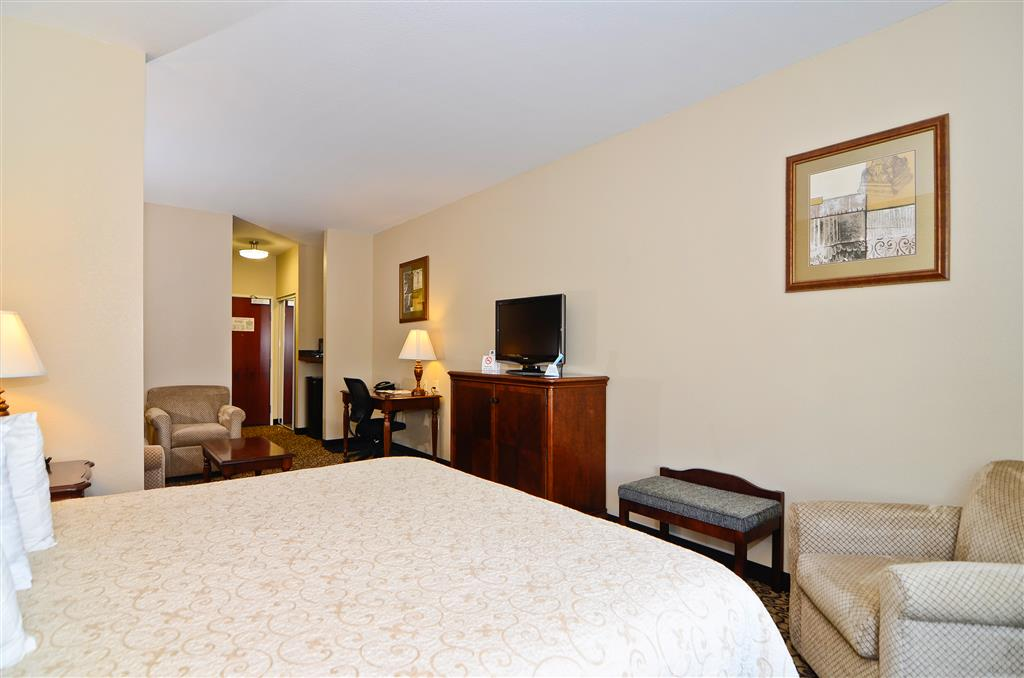 Best Western Plus Fossil Country Inn & Suites, Kemmerer WY