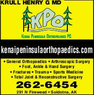 Kenai Peninsula Orthopaedics PC
