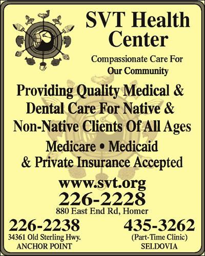 Seldovia Village Tribe Health Center