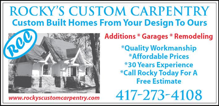 Rocky's Custom Carpentry