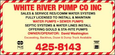 White River Pump Co Inc