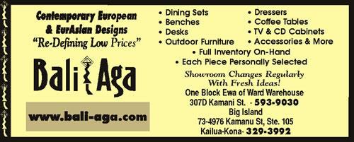 Bali Aga LLC