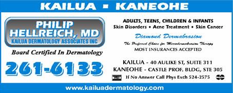 Kailua Dermatology Associates Ltd