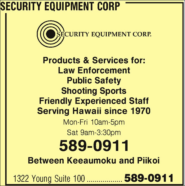 Security Equipment Corp