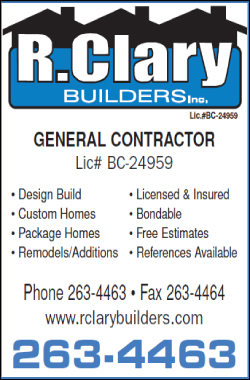 Clary R Builders