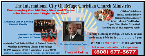 City Of Refuge Christian Church