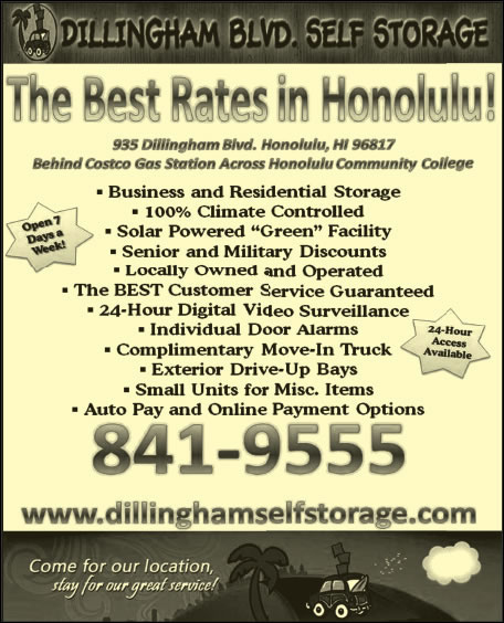 Dillingham Blvd Self Storage