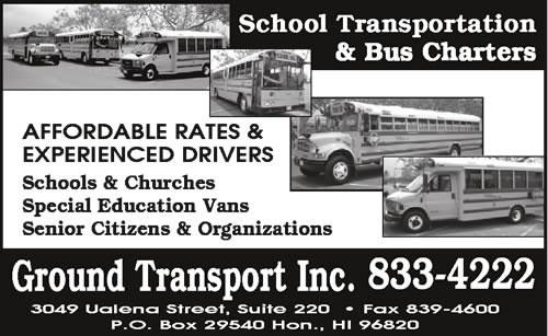 Ground Transport Inc