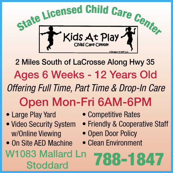 Kid's At Play Child Care Center