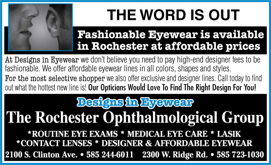 Rochester Ophthalmological Group PC
