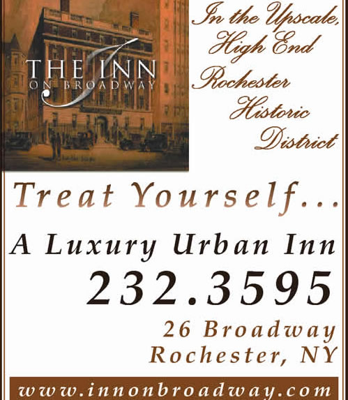 Tournedos Steakhouse At The Inn On Broadway